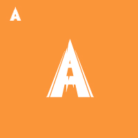 AmperLand - разработка логотипа