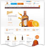 Интернет-магазин элитных напитков v.2.0