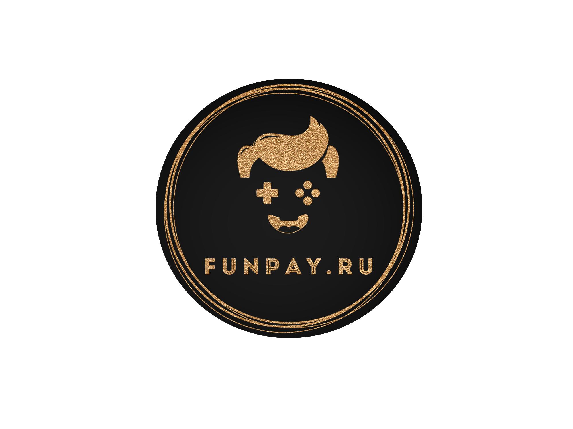 Логотип для FunPay.ru фото f_202599224d7ebf39.png