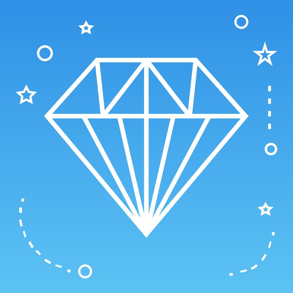 """Разработка иконки для мобильного приложения """"Форбс"""""""