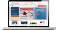 Наполнение интернет-магазина промышленными/бытовыми генераторами/стабилизаторами/насосами и другой строительной техникой