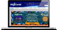 Наполнение интернет-магазина по продаже аквариумов, кораллов и др.