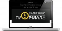 Наполнение интернет-магазина крафтового пива.