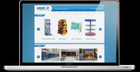Наполнение сайта по продаже торгового оборудования. Добавление товаров (фото, описание, характеристики).