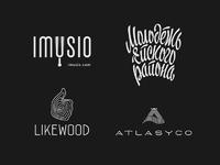 Логотип + логобук