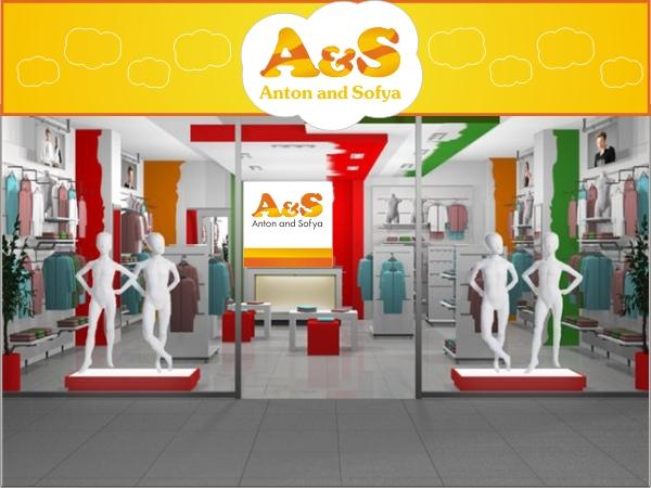 Логотип и вывеска для магазина детской одежды фото f_4c837b0b60186.jpg