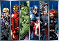 Супергерои ( озвучка всех одним голосом )