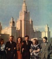 Эпоха СССР ( пример голоса той эпохи )