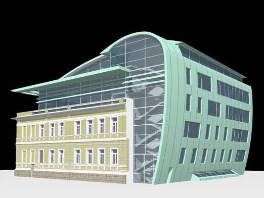 Концепция достройки фасада исторического здания фото f_7635c069c3fa7d8f.jpg
