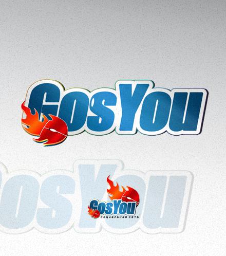 Логотип, фир. стиль и иконку для социальной сети GosYou фото f_508323f812884.png