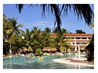 Разработка дизайна лендинга Курорты Доминиканы