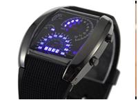 Наручные LED часы