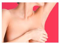 Разработка дизайна лендинга Breast