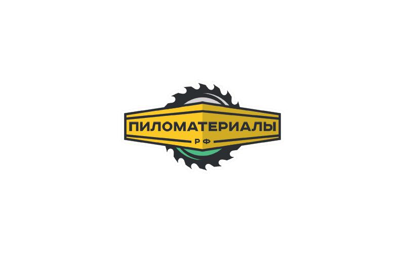"""Создание логотипа и фирменного стиля """"Пиломатериалы.РФ"""" фото f_70053069ca5ac8cc.jpg"""