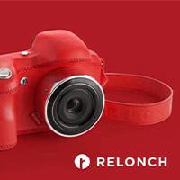 Мобильная верстка - relonch (промо компания)