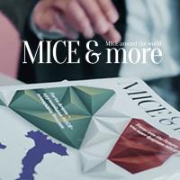 Адаптивная верстка - MICE (интернет-журнал)