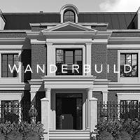 Адаптивная верстка - wanderbuild (корп. сайт)
