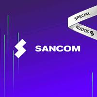 Адаптивная верстка - sancom (корп. сайт). CSSDA Special Kudos