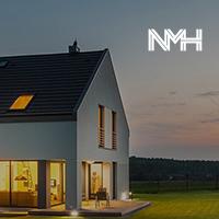 Адаптивная верстка - NMH (корп. сайт)