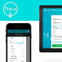 Дизайн сервиса - Theia