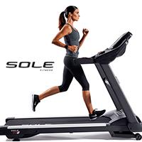 Адаптивная верстка - Sole Fitness (интернет-магазин)