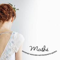 Адаптивная верстка - Mashe (интернет-магазин)