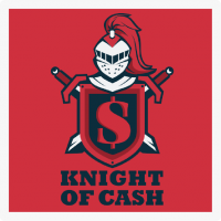 Логотип. Knight of Cash