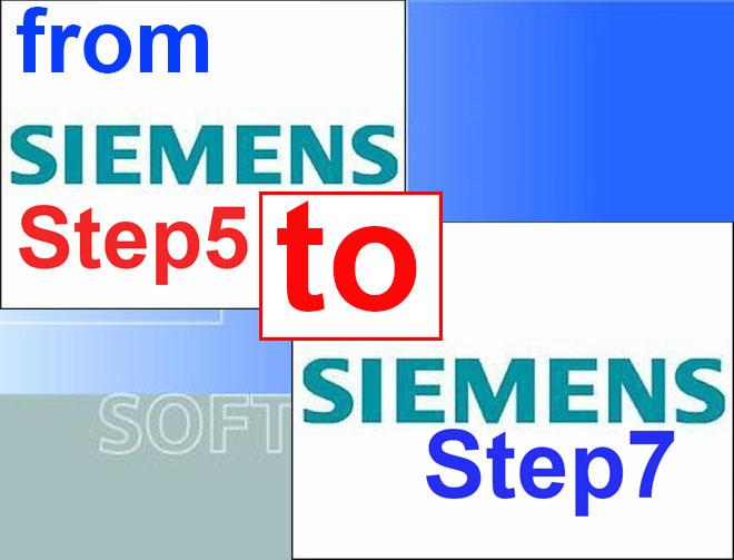 Миграция программ Step5 в Step7