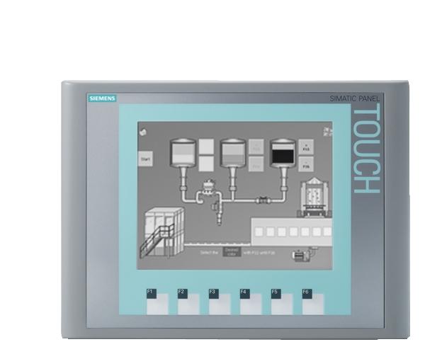 Разработка программ WinCC Flexible 2008 для панелей управления