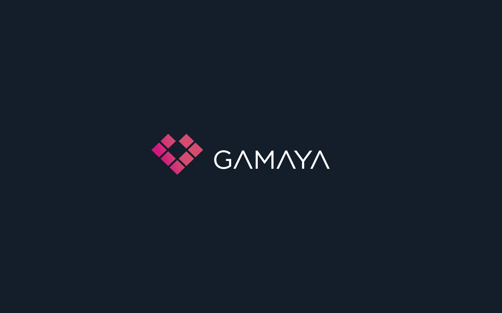Разработка логотипа для компании Gamaya фото f_8435481d95d845de.jpg