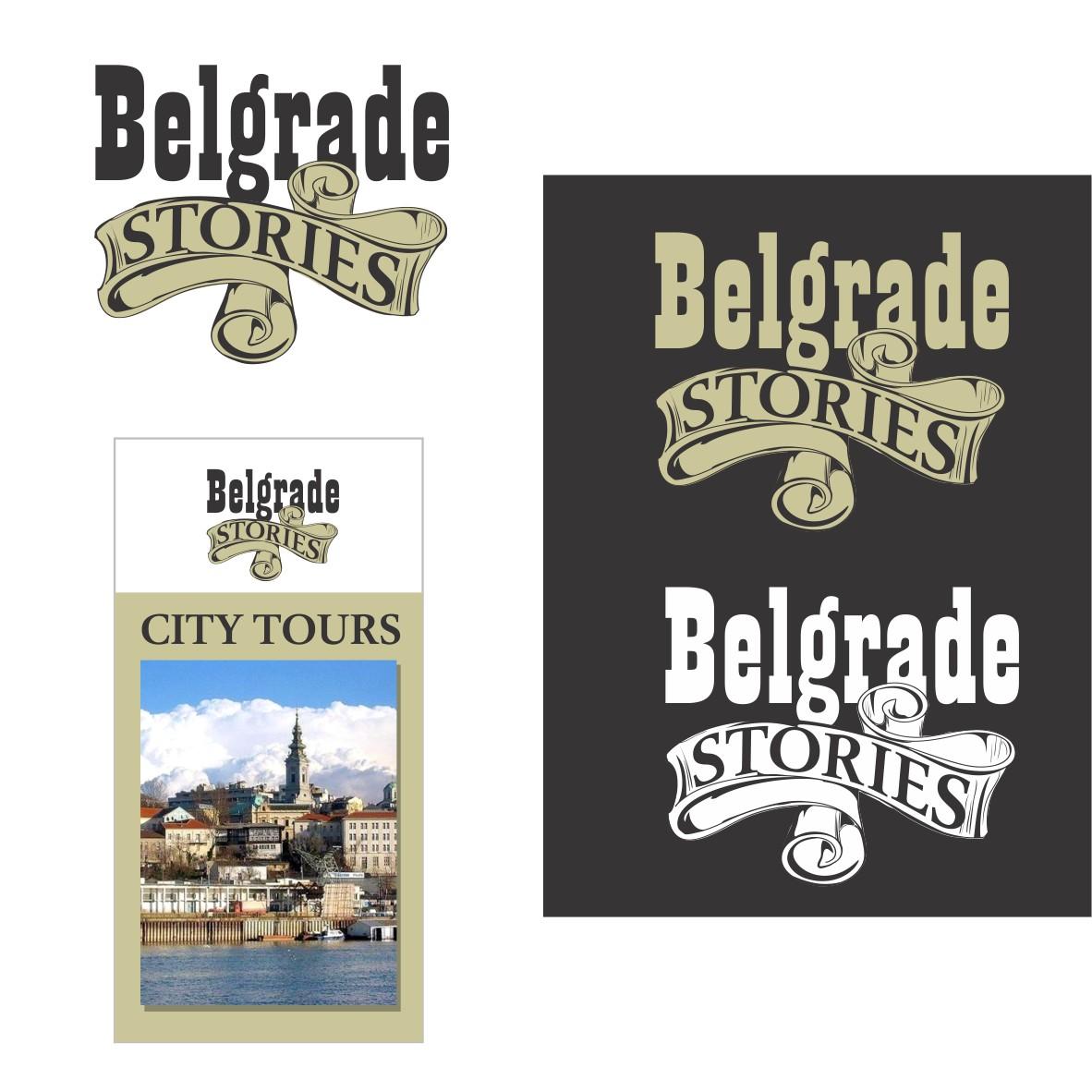 Логотип для агентства городских туров в Белграде фото f_1665891b106a51b6.jpg