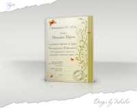 Дизайн сертификата курсов флористики