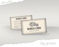 Бонусная карта турфирмы