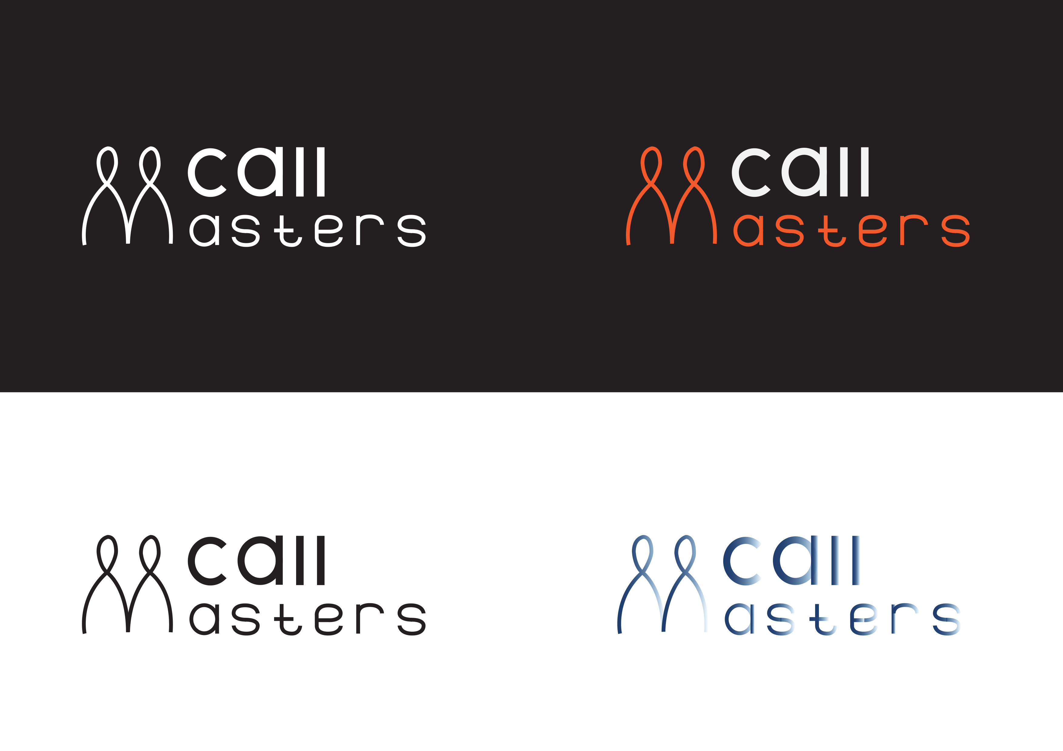 Логотип call-центра Callmasters  фото f_8085b6a10a94940d.jpg