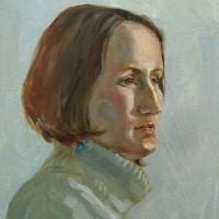 Портрет 8 /Масло