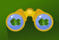 Поиск ископаемых-флет