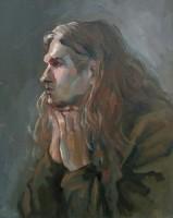 Портрет 10 /Масло