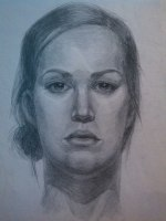 Портрет карандашный 2
