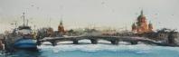Мосты-акварель