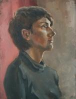 Портрет масло 7