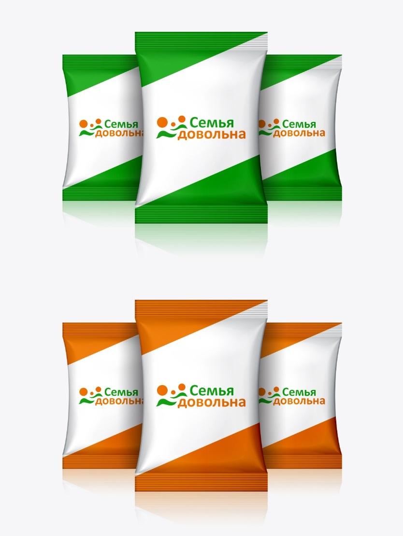 """Разработайте логотип для торговой марки """"Семья довольна"""" фото f_2345ba0d4deb0233.jpg"""