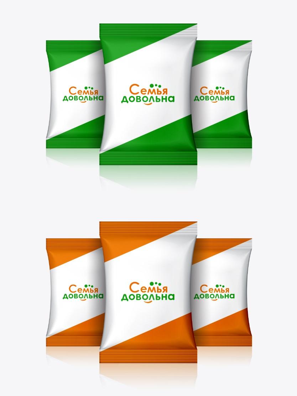 """Разработайте логотип для торговой марки """"Семья довольна"""" фото f_6485ba0e1dfaeb3c.jpg"""