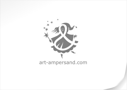 ampersend, разработка элемента  шрифта