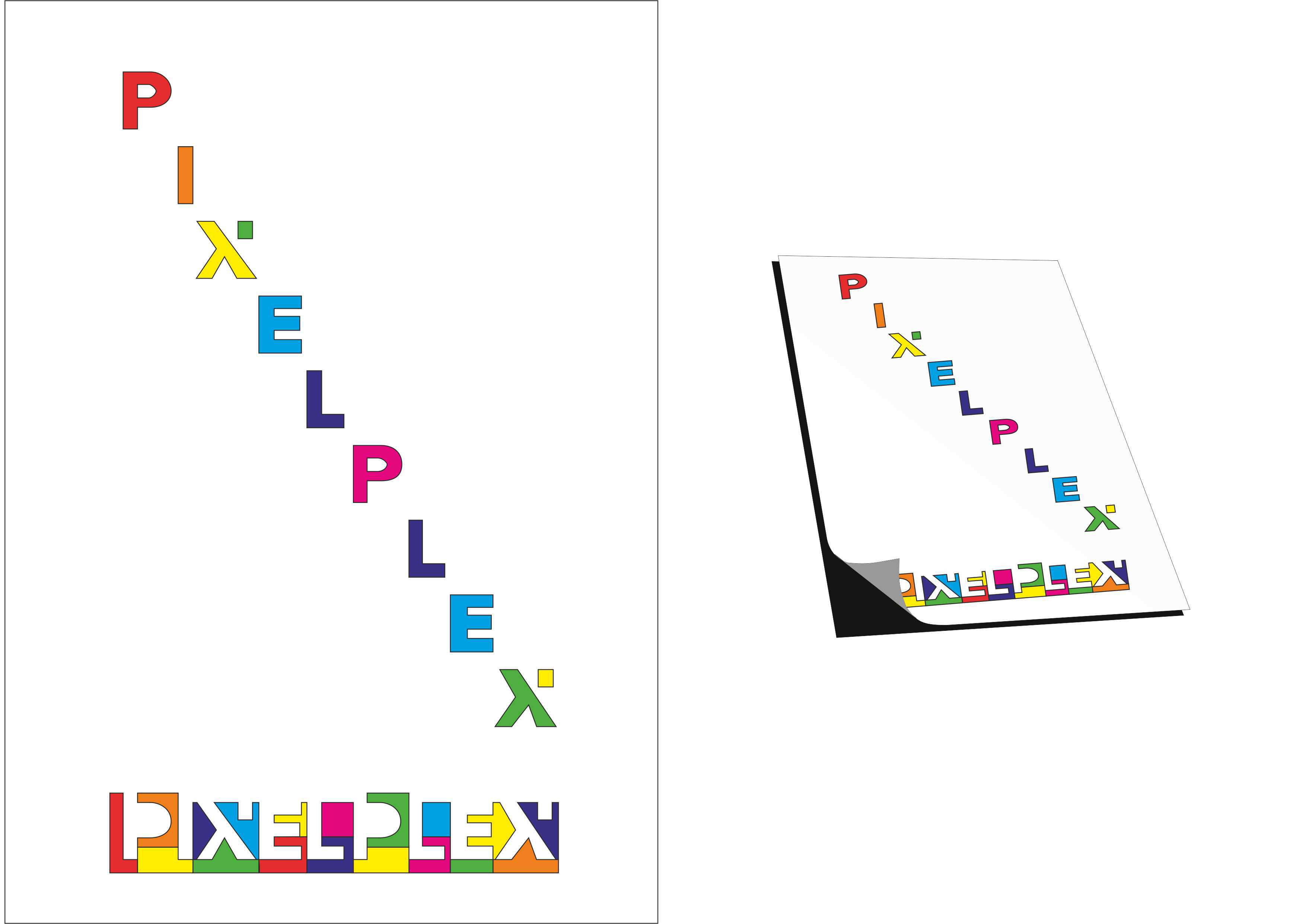 Креативная концепция и художественные варианты c логотипом фото f_9745990b36c0873d.jpg