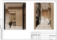 квартира 2020-2021 визуализации проекта 5 часть