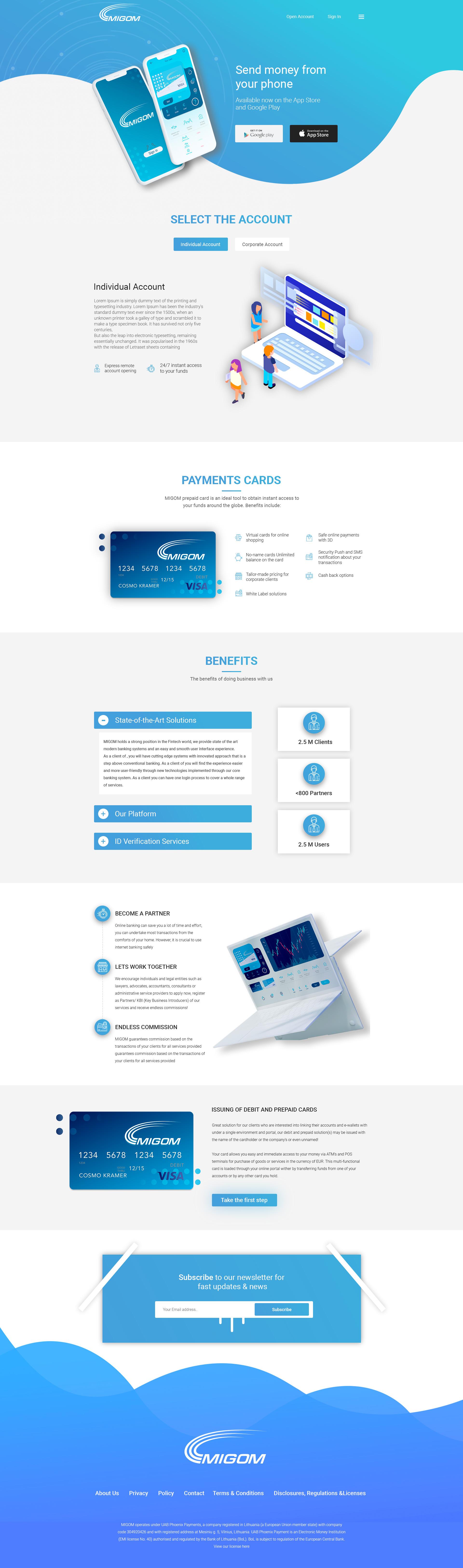 Дизайн первой страницы сайта фото f_4895d4cd37e4b45b.jpg