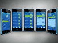 Дизайн приложений iphone