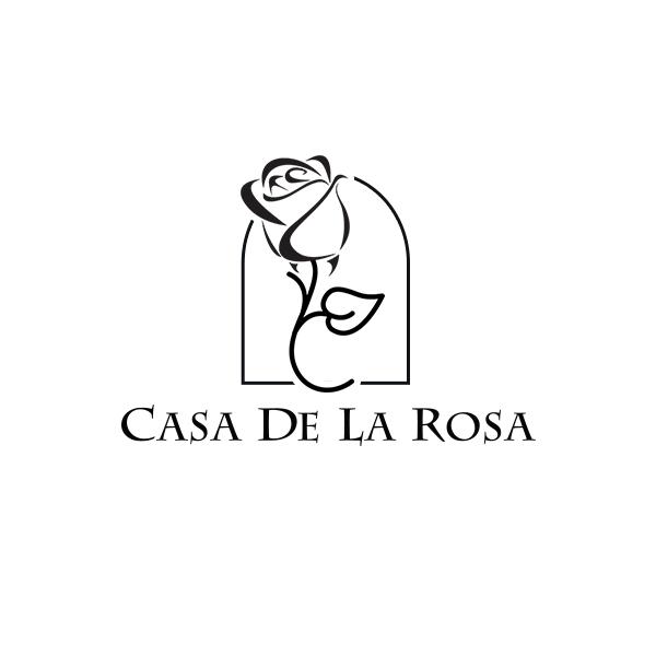 Логотип + Фирменный знак для элитного поселка Casa De La Rosa фото f_8835cd564fe7cdf9.jpg