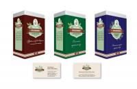 Упаковка для чая Крапивин