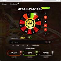 Разработка структуры и дизайна сайта для онлайн казино TBA